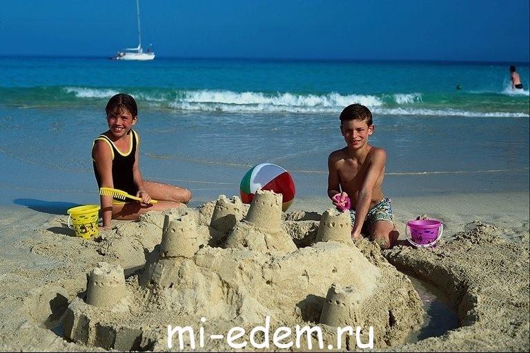 Отдых в Болгарии с детьми отели