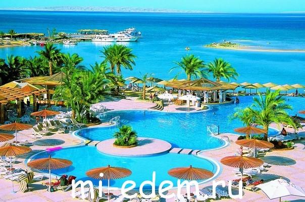 Купить отель в Египте