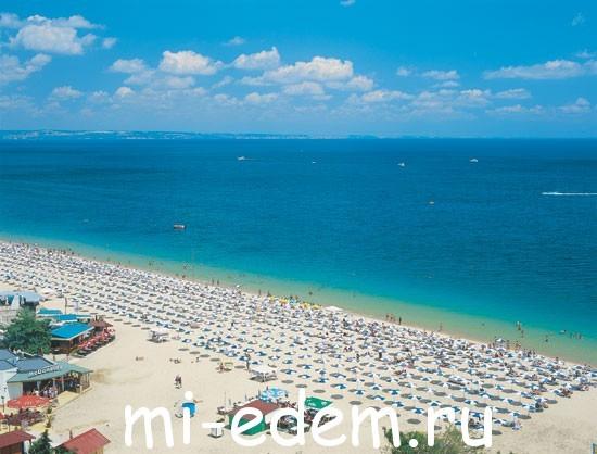 Лучшие курорты Болгарии Золотые пески
