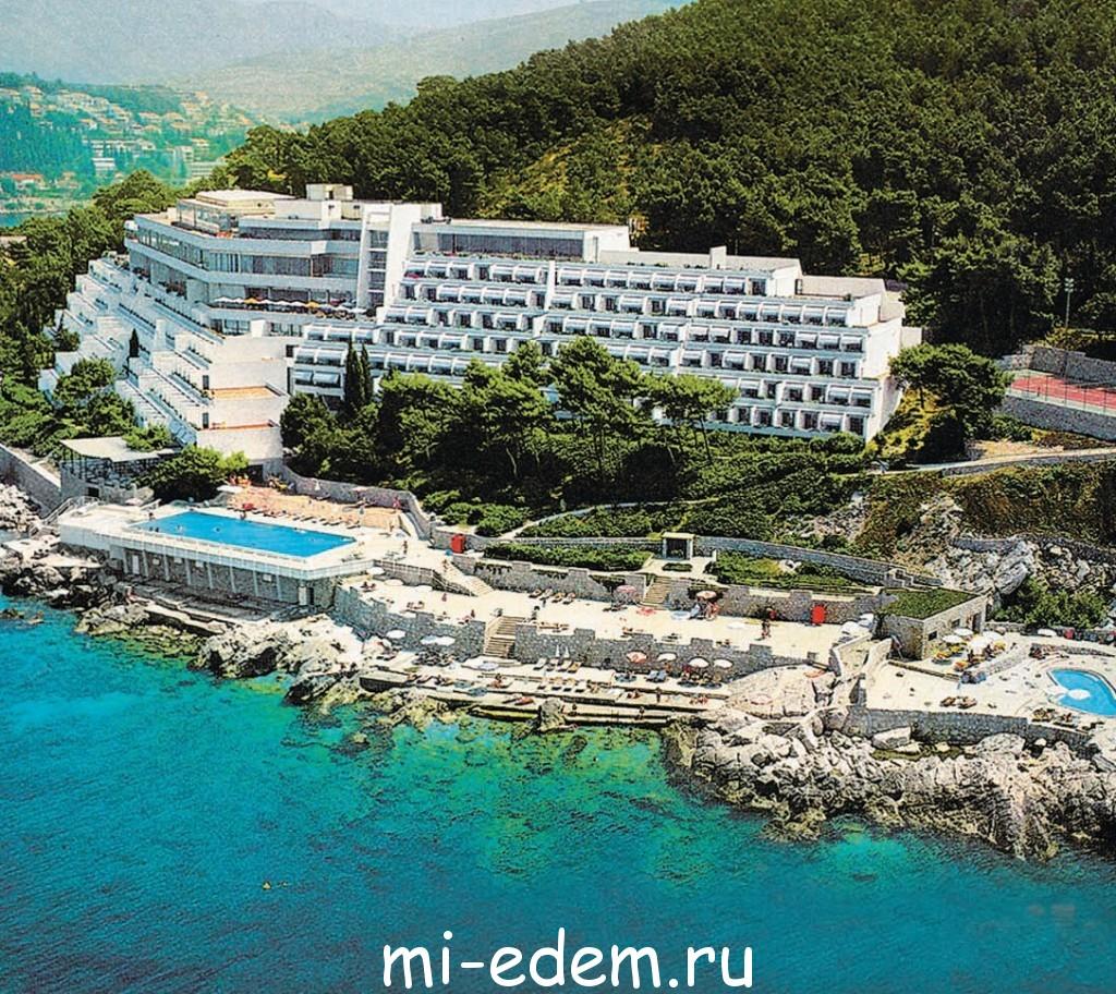 Отдых в Хорватии отели