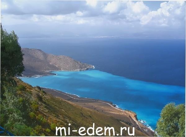 Сколько лететь до острова Крит