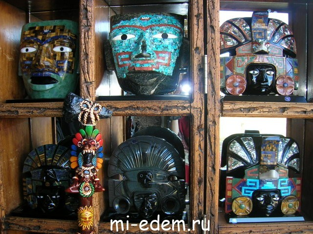 Сувениры Мексики