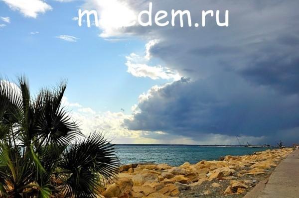 Какая погода сейчас на Кипре