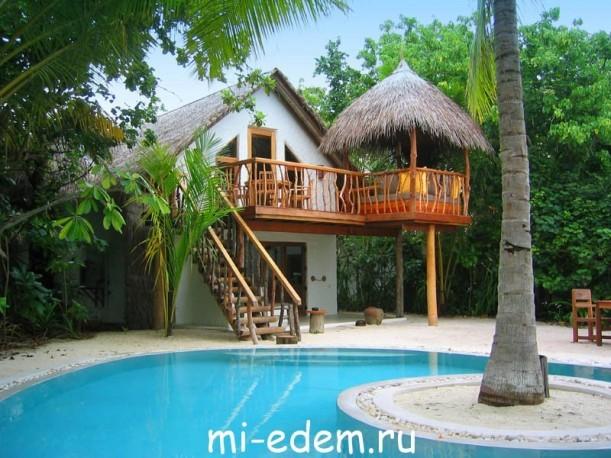 Мальдивы или Мексика