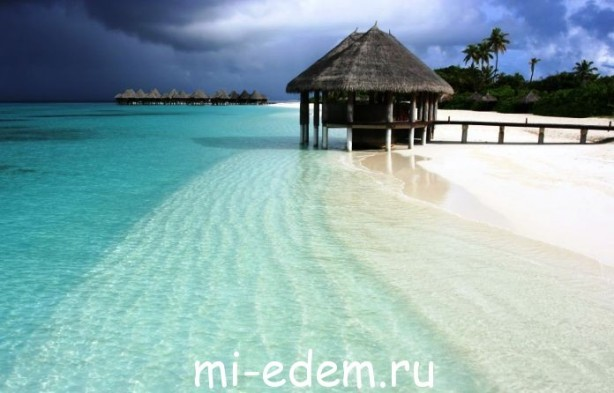Что нужно знать о Мальдивах