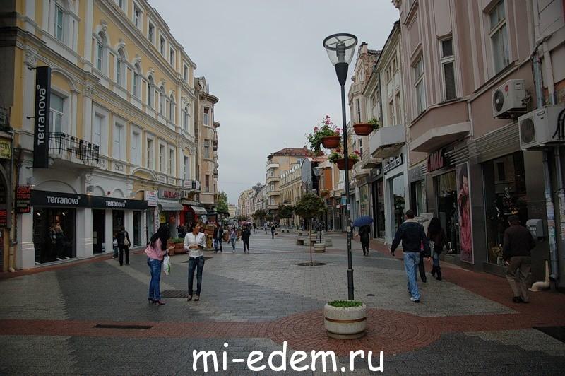 Болгария в октябре