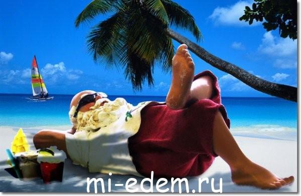 Как мы отдыхаем на Новый год 2013