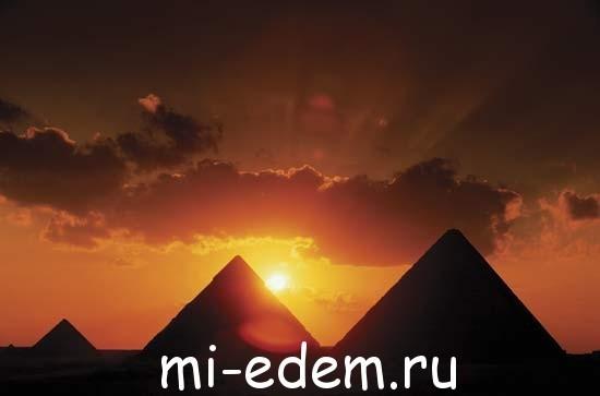 Отдых в Египте в мае