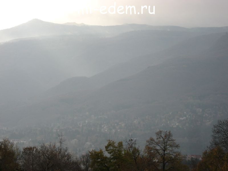 Погода в Болгарии в ноябре