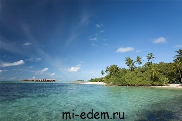 Погода на Мальдивах Зимой
