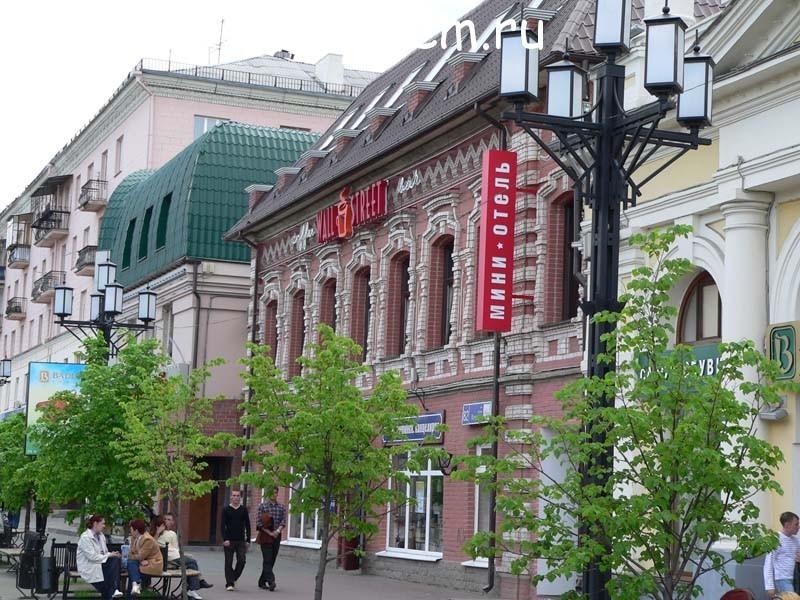 Забронировать номер в гостинице Челябинска