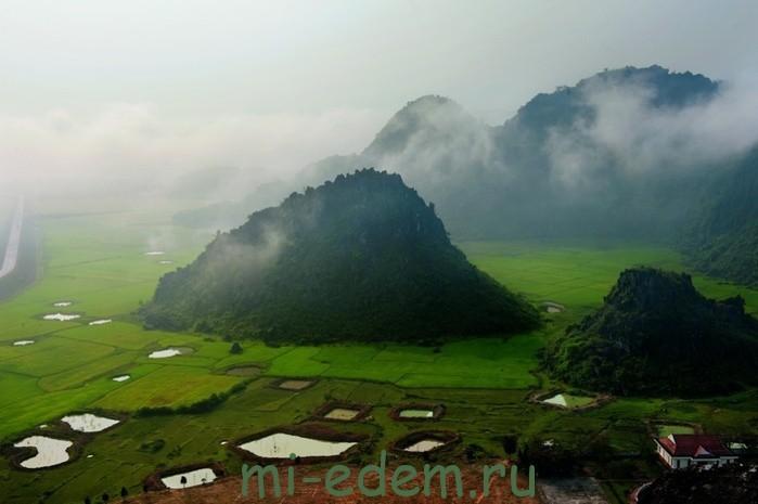 Какая погода во Вьетнаме