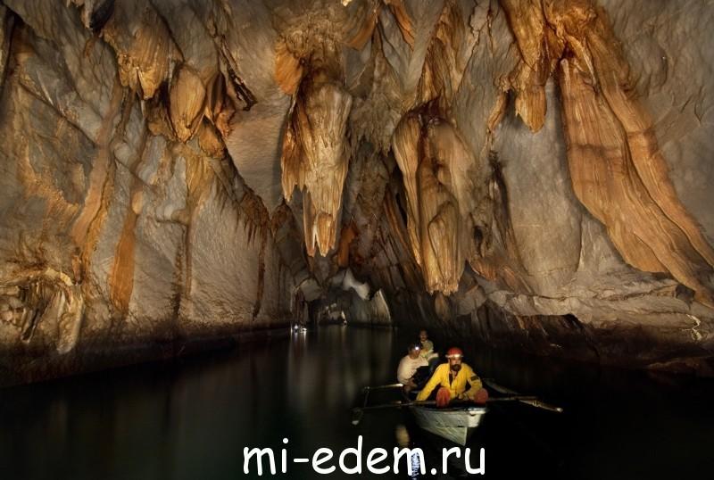 Подземная река Пуэрто-Принсес