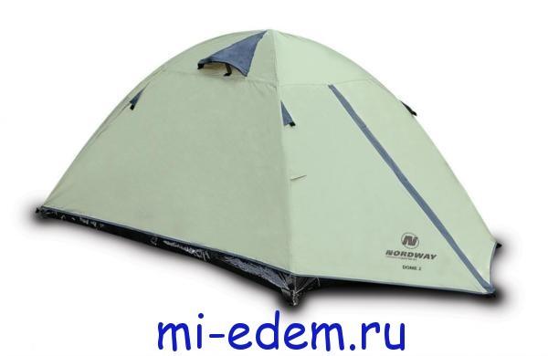 Палатки nordway