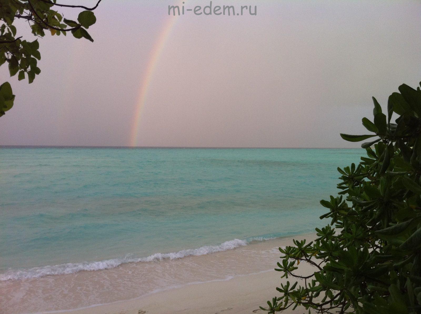 Погода на Мальдивах в апреле