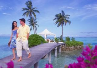 Где лучше отдыхать в апреле? (Мальдивы)