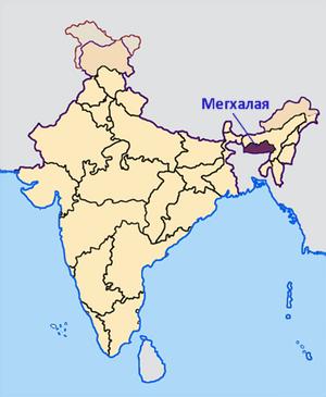 Штаты Индии