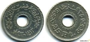 Какие деньги в Египте 25 пиастров