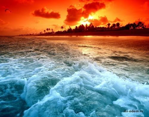 Температура моря в Египте