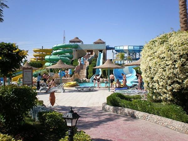 Хургада Титаник аквапарк