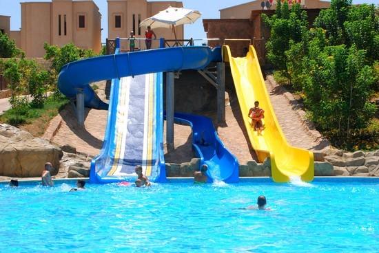 Отели в Египте с аквапарком
