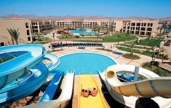 отели в египте с аквапарком в хургаде
