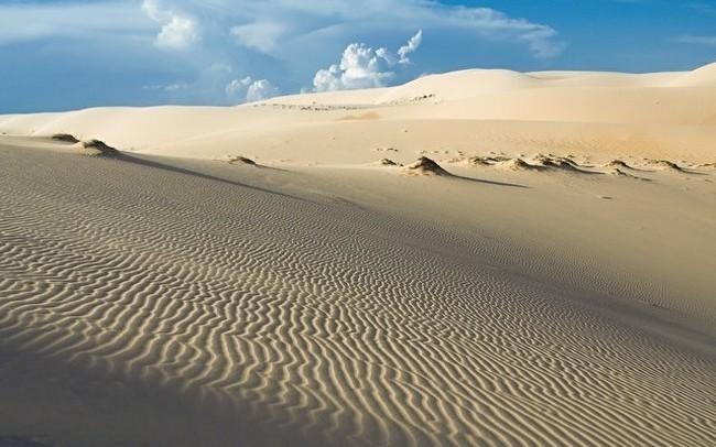 Белые дюны Вьетнам