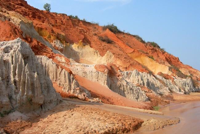 Красный каньон Вьетнам