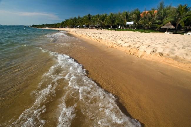 Белые пляжи Вьетнама