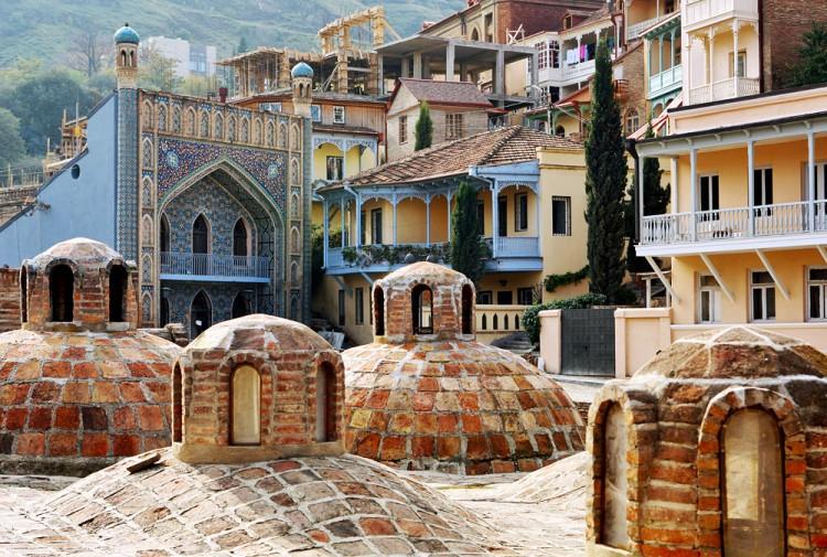 Тбилиси достопримечательности