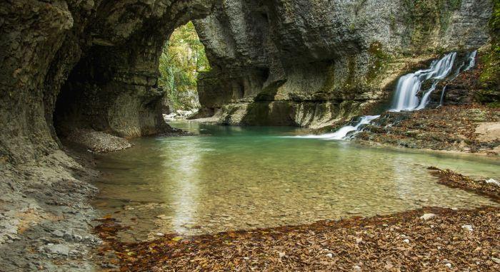 Тбилисский каньон