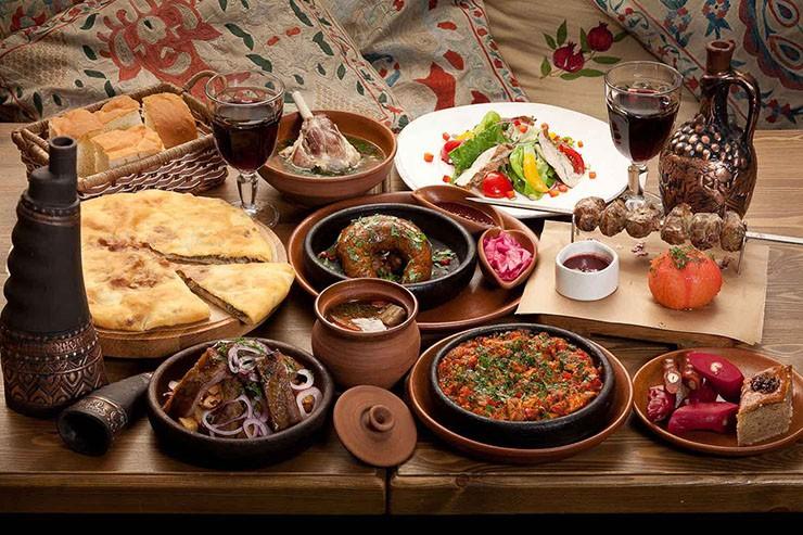 кулинария в батуми