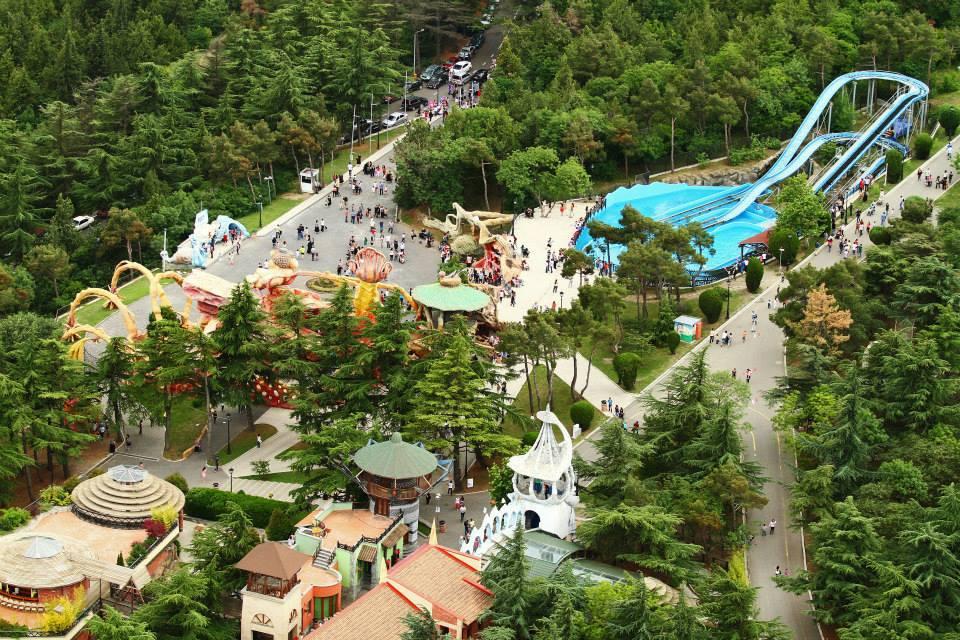 Парк Мцаминда