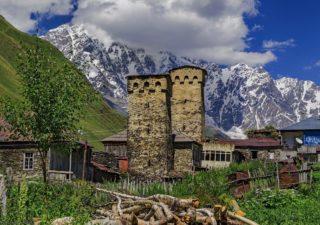 сванетия грузия