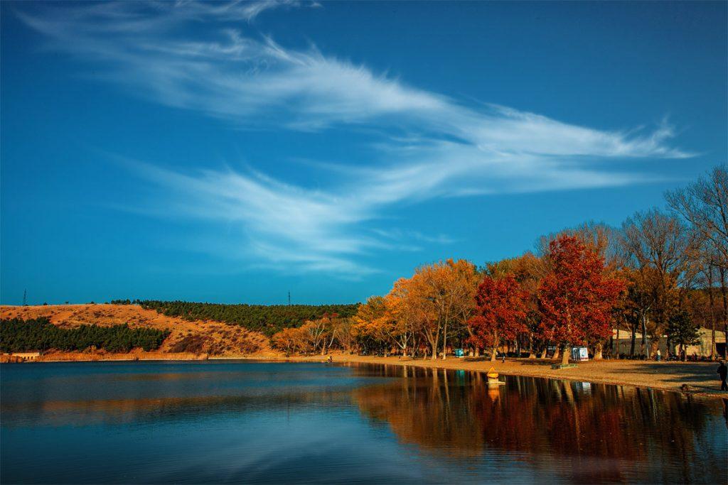 Озеро Лиси тбилиси