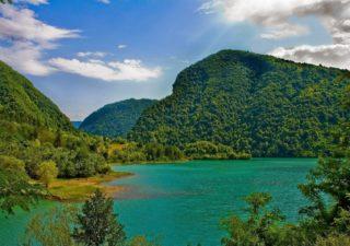 Где искупаться посетив Тбилиси